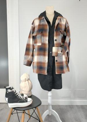 Camisa-vestido